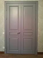 """Двери деревянные двухстворчатые межкомнатные по индивидуальным размерам. Модель """"АРМСТРОНГ"""""""