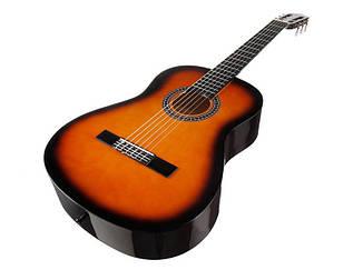 Гітара класична  4/4 тюнер , фото 2