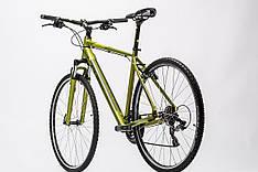 "Велосипед Cube Curve green grey 2016 ""R28"", рама ""20"""
