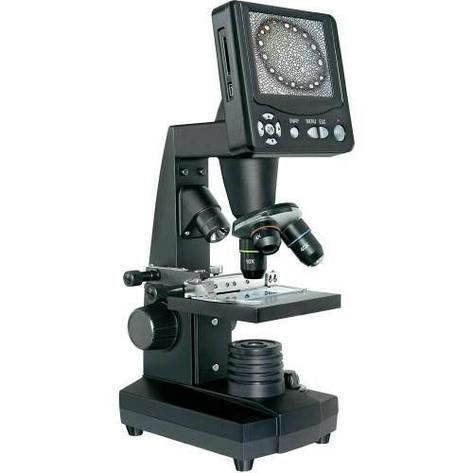 Микроскоп Bresser Optik 40-1600 с ЖК-экраном 3,5 , фото 2