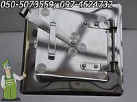Дверца дымохода (сажница) из нержавеющей стали, фото 1