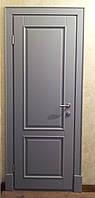 """Двери межкомнатные из натурального дерева, под заказ в Виннице. Модель """"АРМСТРОНГ"""""""