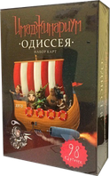 """Настольная игра """"Имаджинариум"""" Дополнительный набор «Одиссея»"""