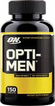 Лучшие витамины ON Opti - Men 150 т