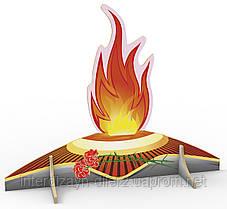 """Декорація настольна """"Вічний вогонь"""""""