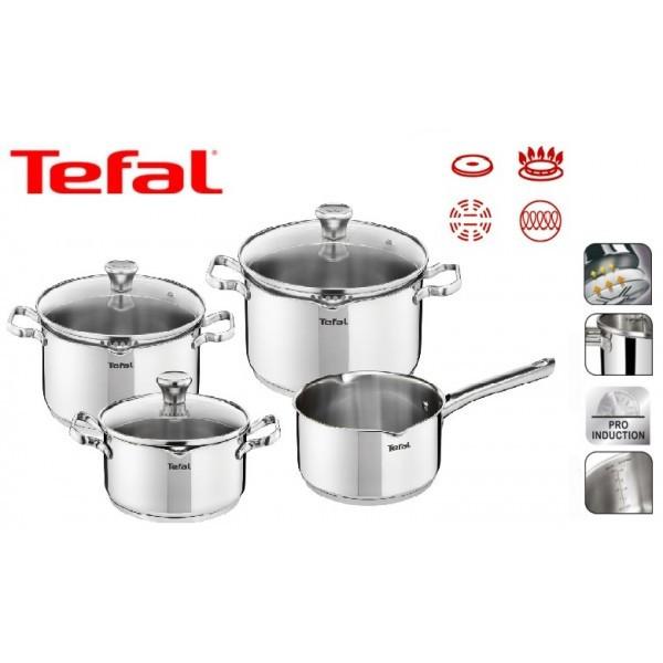 Набор посуды TEFAL DUETTO 7 шт