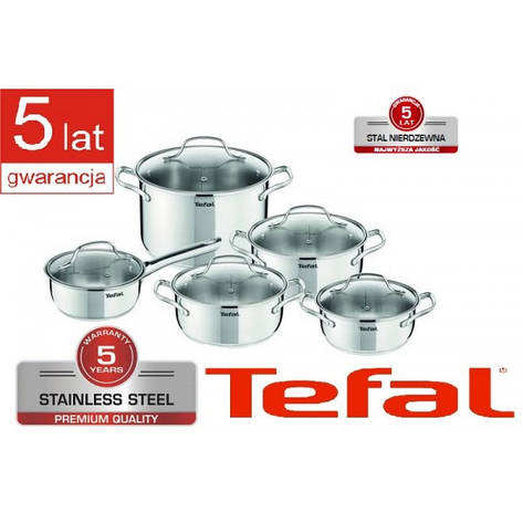 Набір посуду TEFAL UNO 10 шт, фото 2