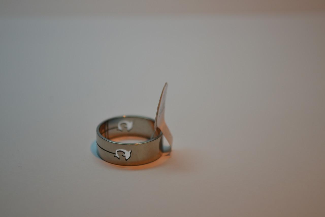 Кольцо №16 (дельфин)