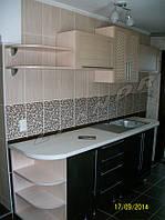 Кухня с рамочным фасадом AGT