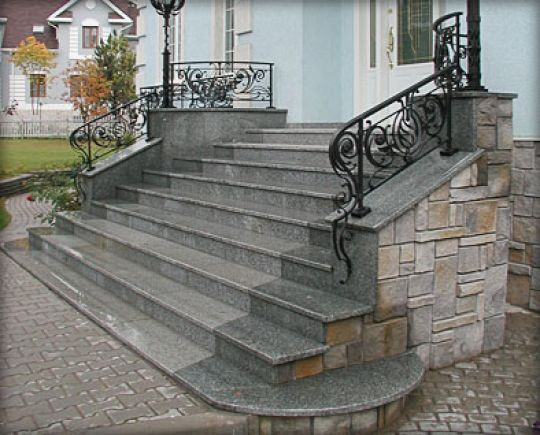 Ступени лестница