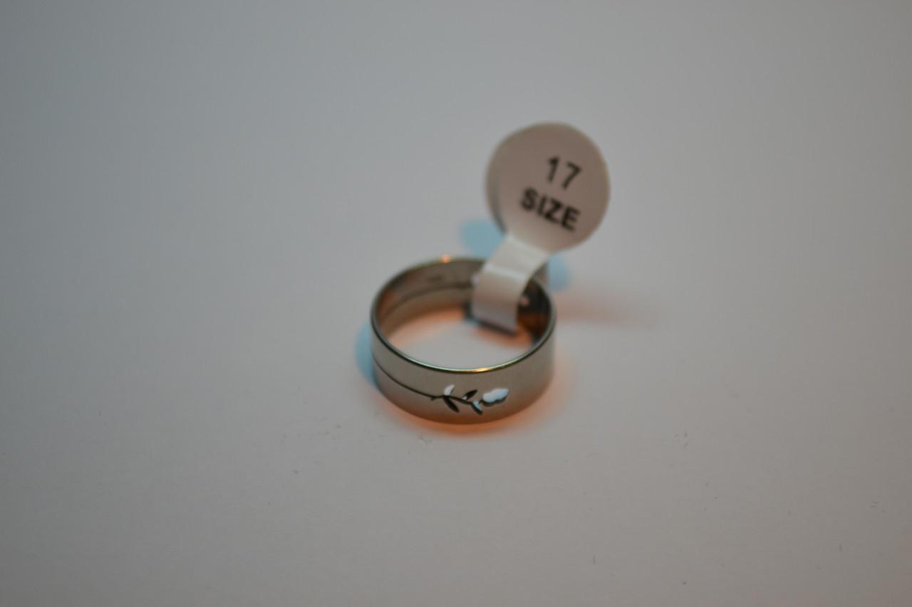 Кольцо №18 (роза)
