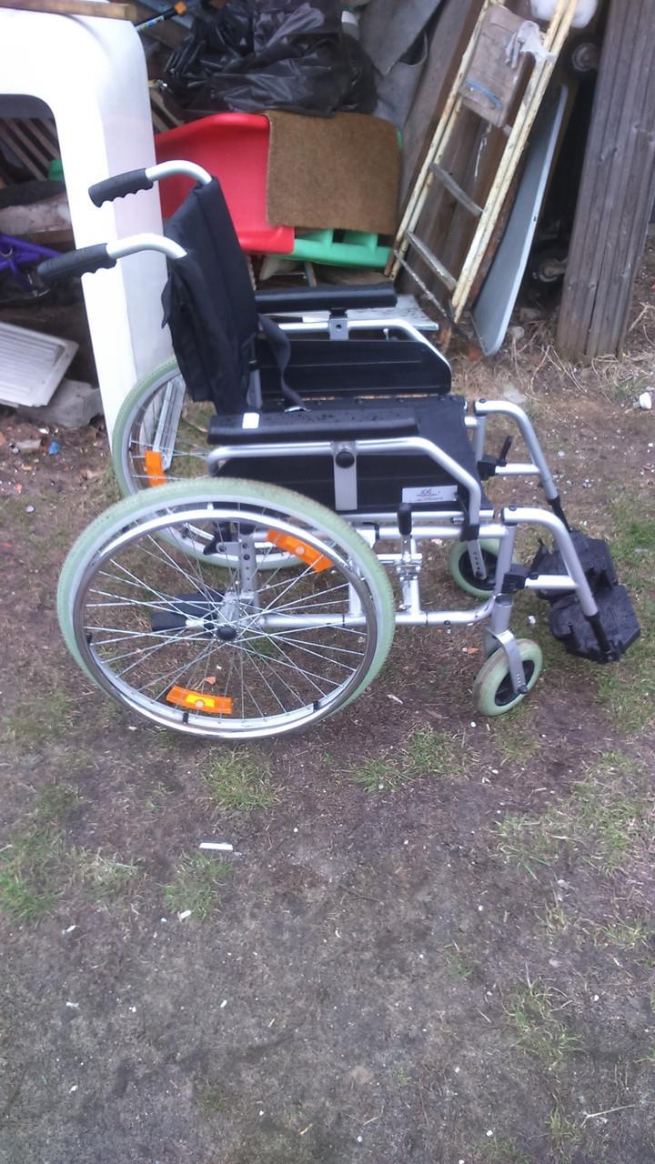 Інвалідне крісло Fohling 24 TMB41 38