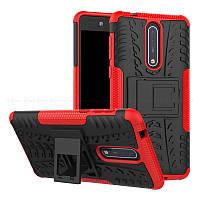 Чехол Armor для Nokia 5 Красный