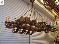 Подвес деревянный