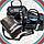 Женская маленькая сумка черная, фото 3
