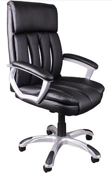 Кресло офисное черное, фото 2