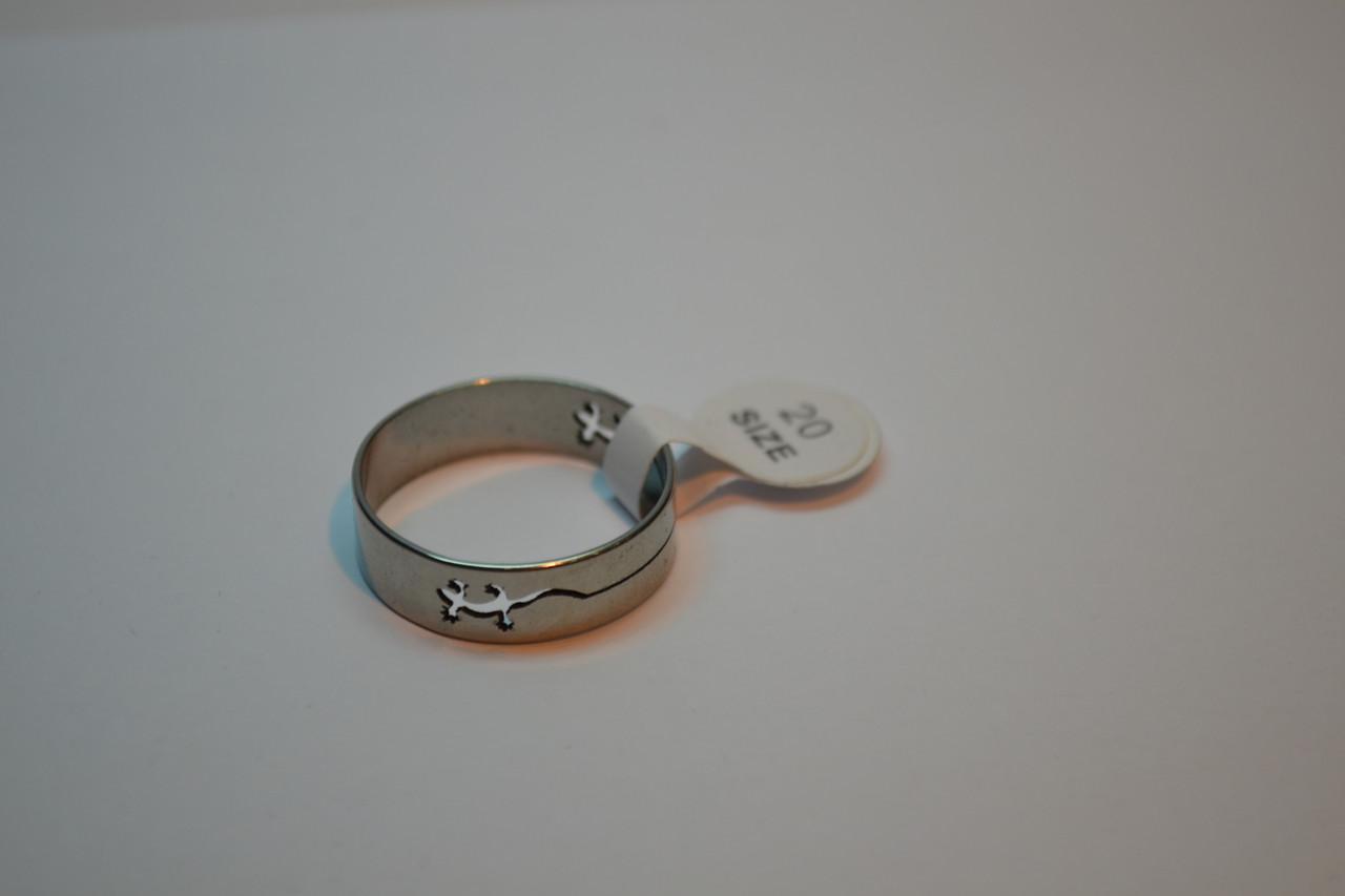 Кольцо №25 (ящерица)