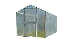 Садовая фолиевая теплица 1930x4150