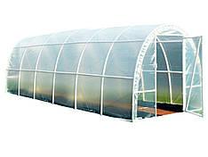 Теплица фолиевая туннельная 6х2,2