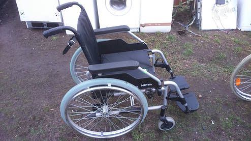 Інвалідне крісло MEYRA 40 см, фото 2