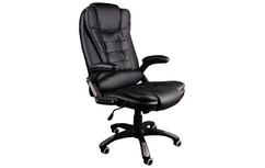 Офісний стілець, що обертається Чорний
