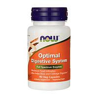 Пищеварительные ферменты Optimal Digestive System 90 капсул до 03/20года
