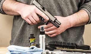 Уход и чистка за оружием