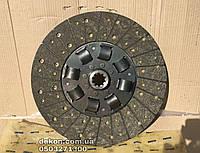 Диск сцепления  ведомый ЯМЗ 182.1601130 производство ЯМЗ, фото 1