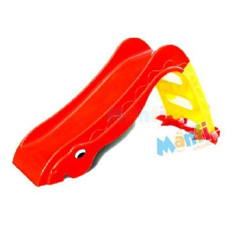 Детская горка StarPlay DINO 135 сm red, фото 2