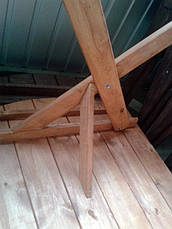 Садовая мебель деревянное, фото 2