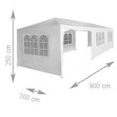 Павильон сад палатка GAZEVO TENT 3х9, фото 2