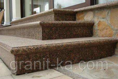 Виготовлення сходів з граніту, фото 2