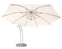Зонт садовый и пляжный IBIZA 4,2 m, фото 2