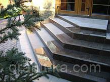 Каменная лестница из гранита, фото 3