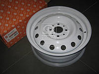 Диск колесный 14Н2х5,0J ВАЗ 2110 белый (в упаковке)  (арт. 2110-3101015-01), ADHZX