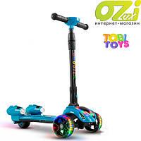 Детский електросамокат YB2 фирмы Tobi Toys