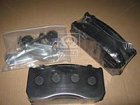 Колодка тормозная дисковая (комплект на ось) MAN TGL,TGM, Mercedes-Benz (MB) ATEGO, TRANSPORTER (RIDER-STANDARD) (арт. RD 29115STD), AFHZX