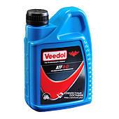 Масло для автоматических трансмиссий VEEDOL ATF II D 1 литр