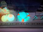 Люмінофор блакитний 50 грам! Photoluminescent Pigments, фото 9