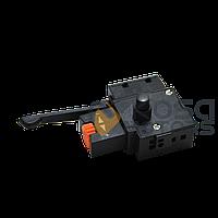 Кнопка для дрели 3,5А с реверсом