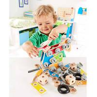 Деревянная игрушка Стоительный набор для мастераHape