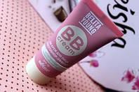 Тональный ВВ крем с эффектом фотошопа Bielita Belita Young BB Cream