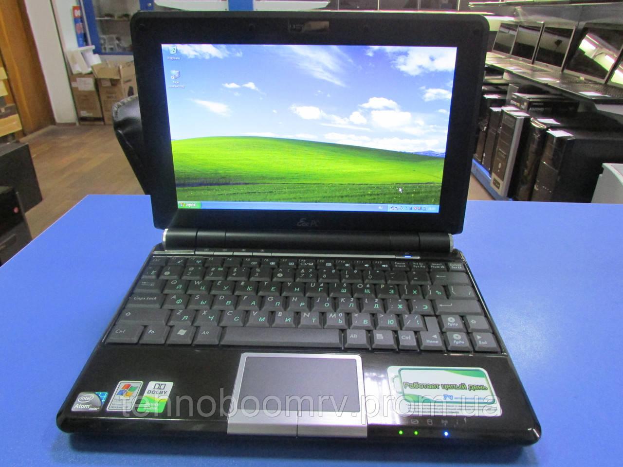 Нетбук Asus 1000H - Intel Atom N270 1.6GHz/HDD 160GB/Intel HD