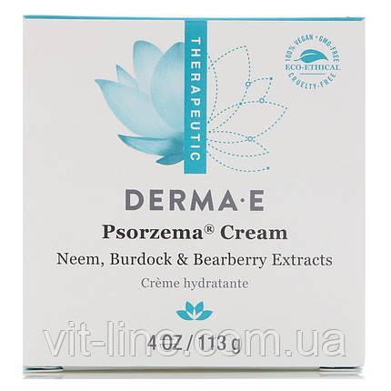 Derma E, Psorzema Крем от псориаза  (113 г), фото 2