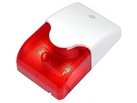 Оповещатель свето-звуковой LD-95 (red)