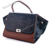 Женская сумка WeLassie 516004 green женские деловые сумки, каркасная сумка 5d168867942
