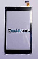 """Оригинальный сенсор (Тачскрин) для планшета 7"""" PB70PGJ3613-R2 30pin (184х107mm) (Черный)"""