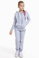 Спортивный костюм для девочки 40831 Goldi 146 Меланж
