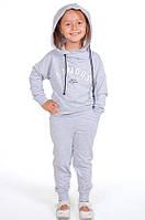 Спортивный костюм для девочки 40876 Goldi 128 Меланж