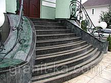 Расчет лестницы из гранита, фото 2